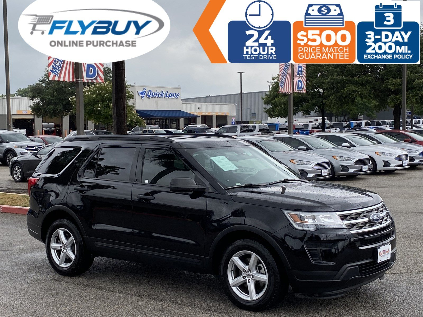 Pre-Owned 2019 Ford Explorer