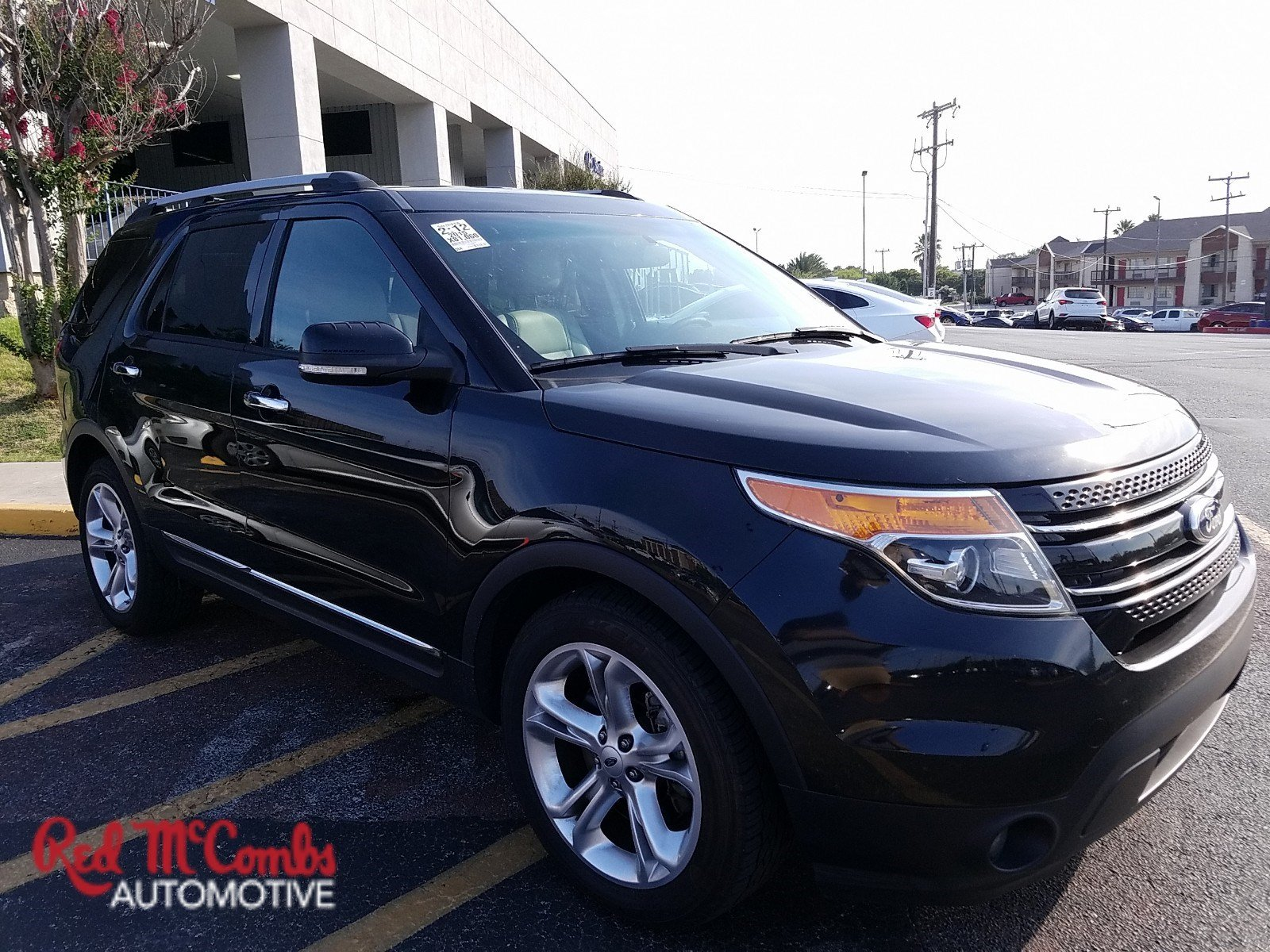 Pre Owned 2015 Ford Explorer Limited Sport Utility in San Antonio