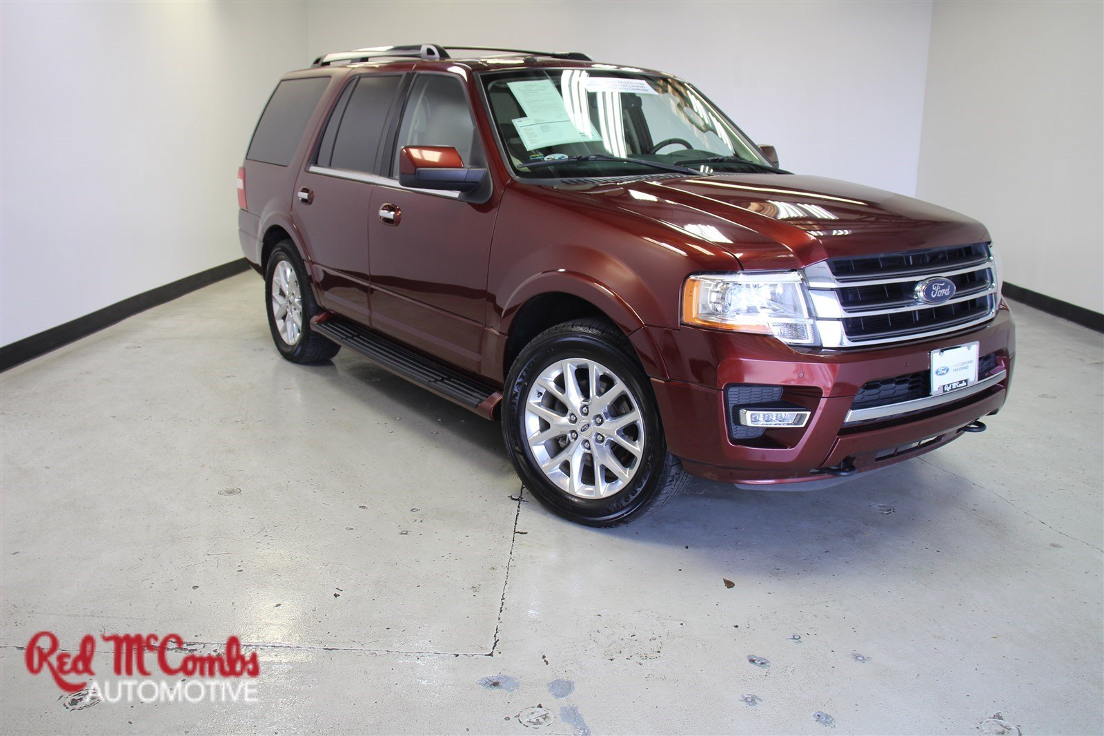 Pre Owned  Ford Expedition Limited