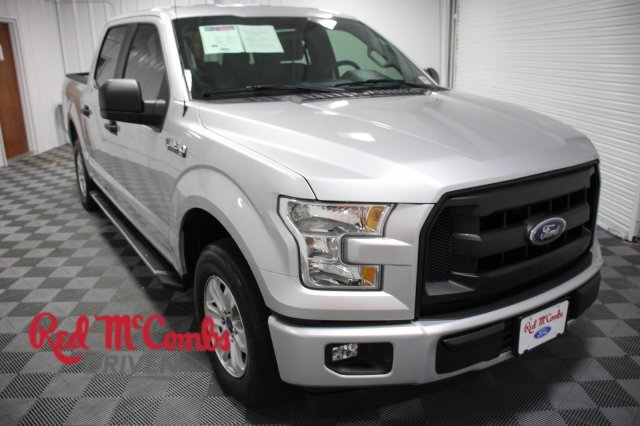 Pre Owned 2017 Ford F 150 Xl Rwd Crew Cab Pickup