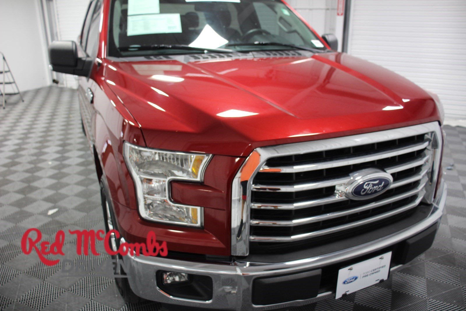 2015 Ford F 150 Regular Cab >> Pre Owned 2015 Ford F 150 Xlt Crew Cab Pickup In San Antonio