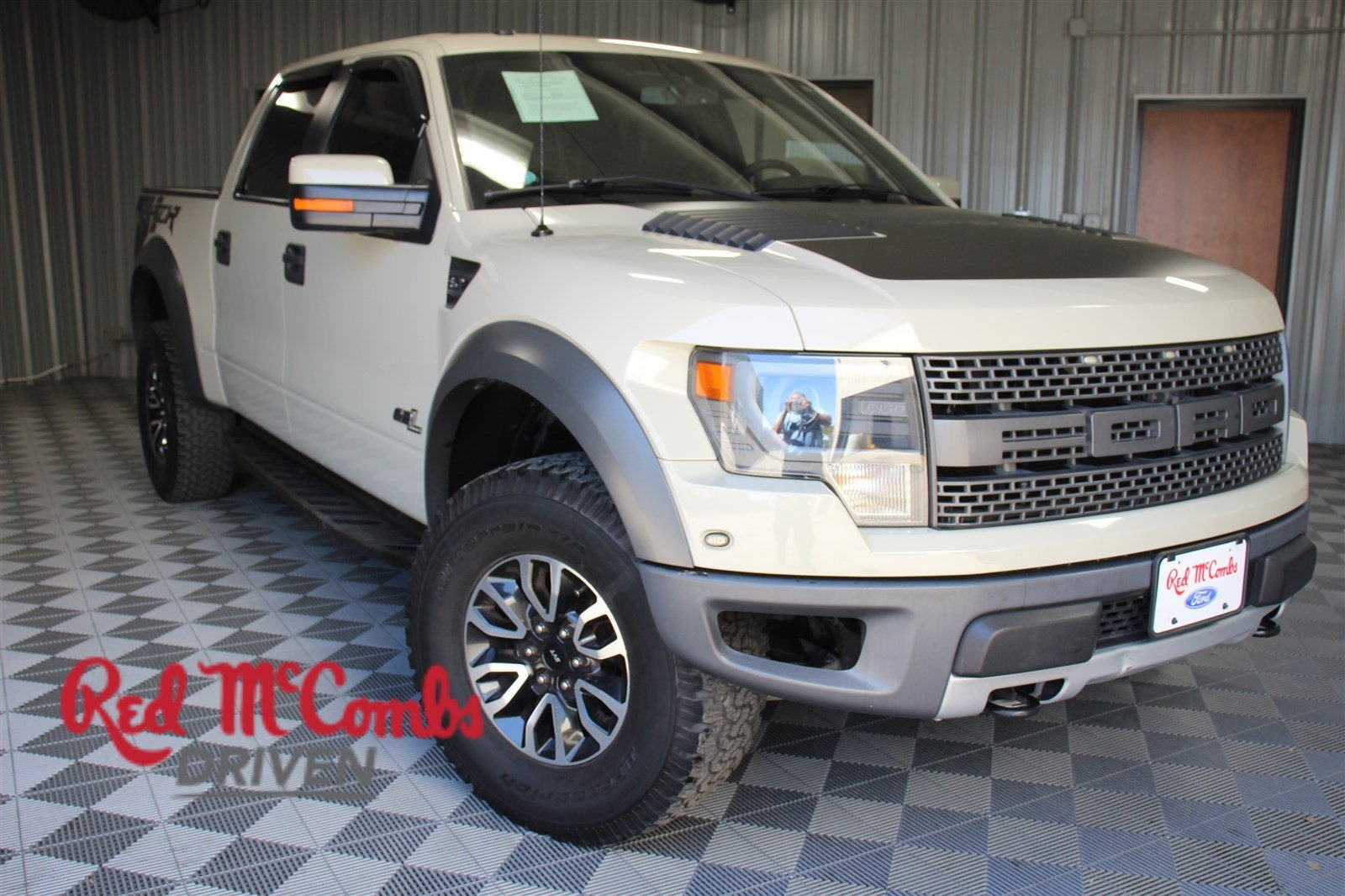 Pre Owned 2013 Ford F 150 Svt Raptor Crew Cab Pickup In San Antonio