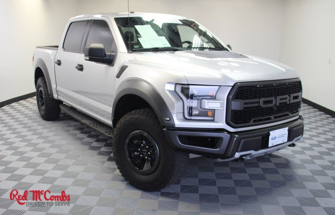 Pre Owned 2018 Ford F 150 Raptor