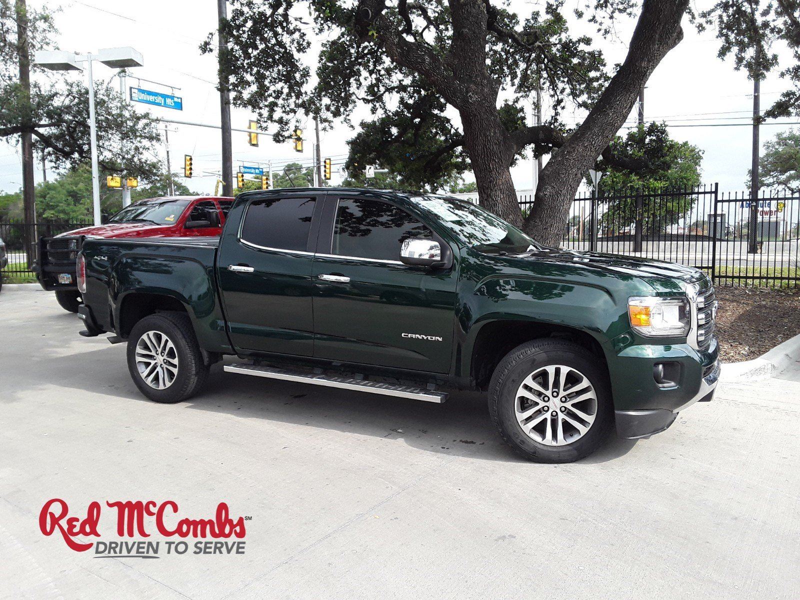 Pre Owned 2016 Gmc Canyon Slt