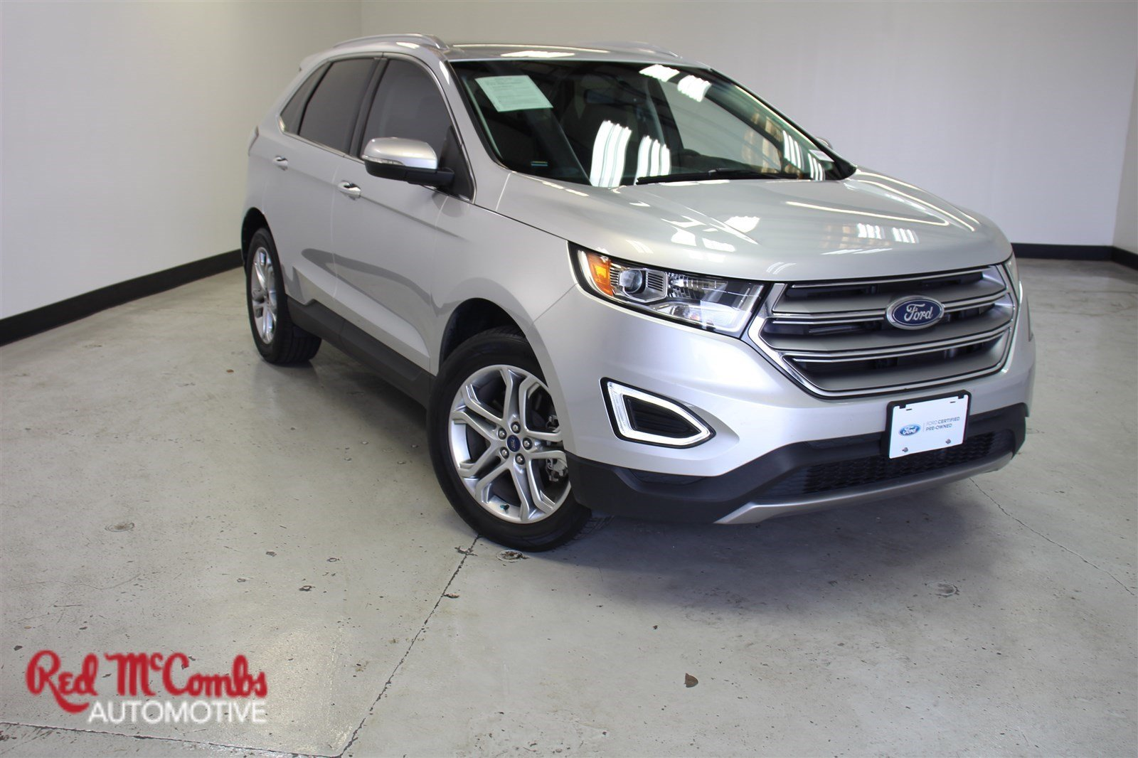 Pre owned 2016 ford edge titanium