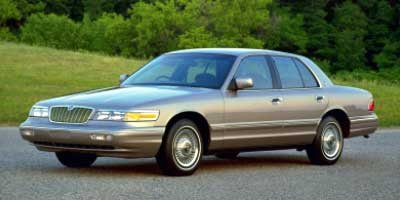 Pre-Owned 1997 Mercury Grand Marquis LS