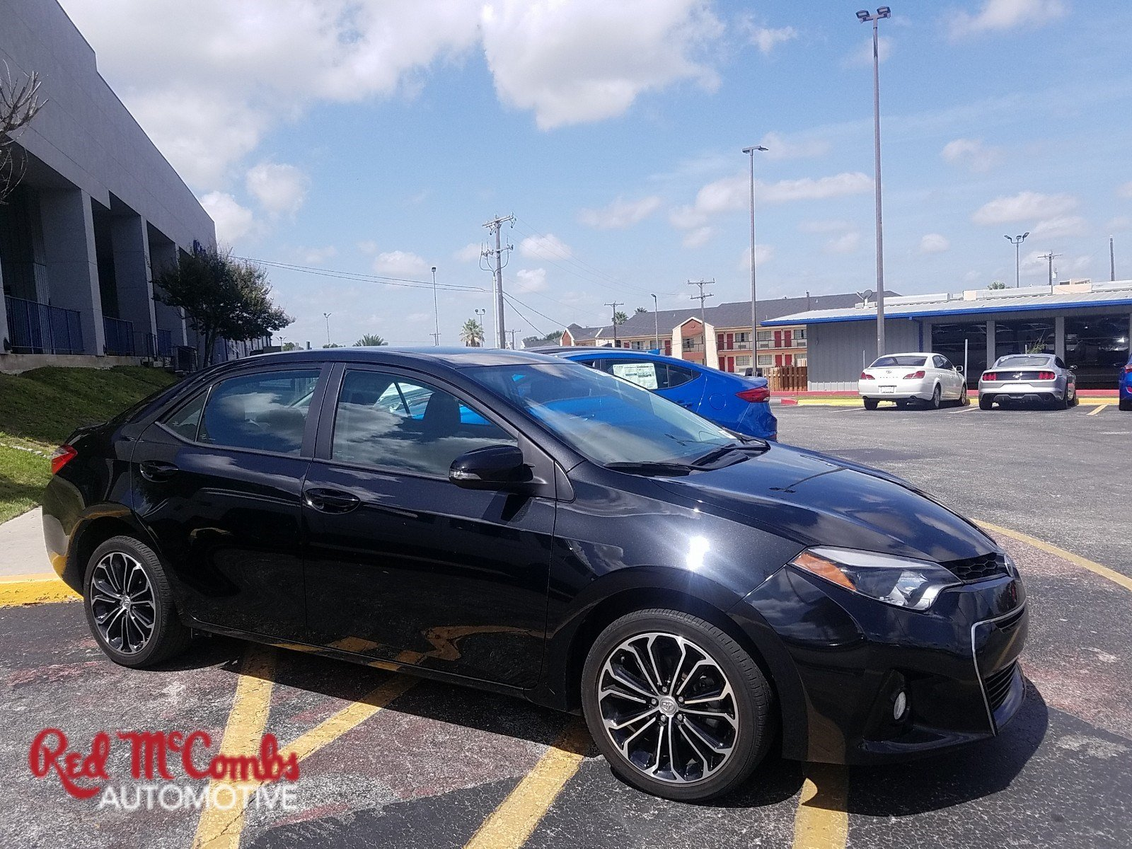 Pre Owned 2016 Toyota Corolla L 4dr Car in San Antonio