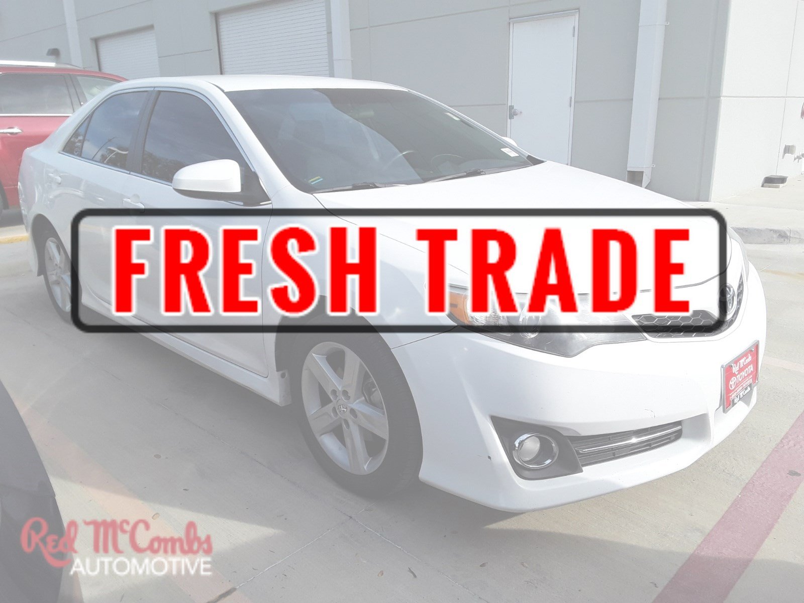 Pre Owned 2014 Toyota Camry SE 4dr Car in San Antonio B