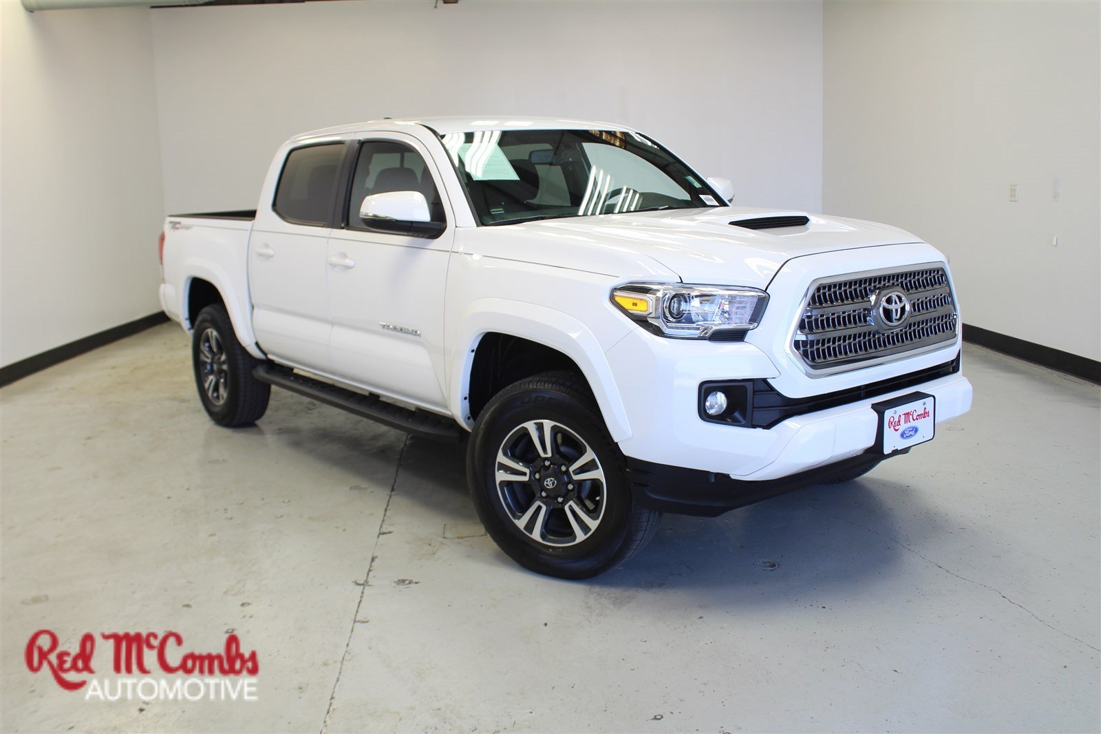 toyota tacoma trd automatic bed sport cab double new detail