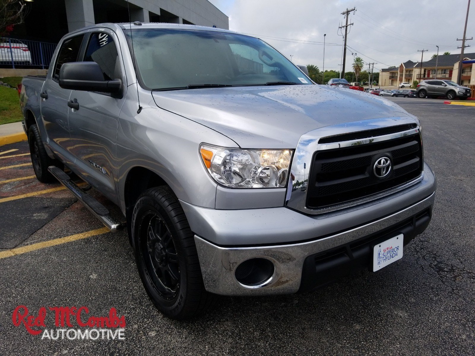 Pre Owned 2013 Toyota Tundra 2WD Truck