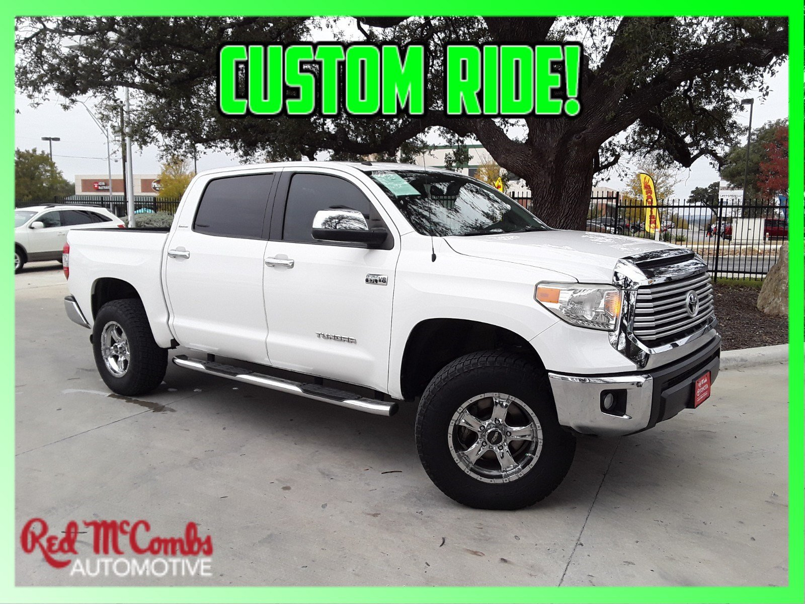 Pre Owned 2014 Toyota Tundra Limited 4x4 Crew Cab Pickup in San