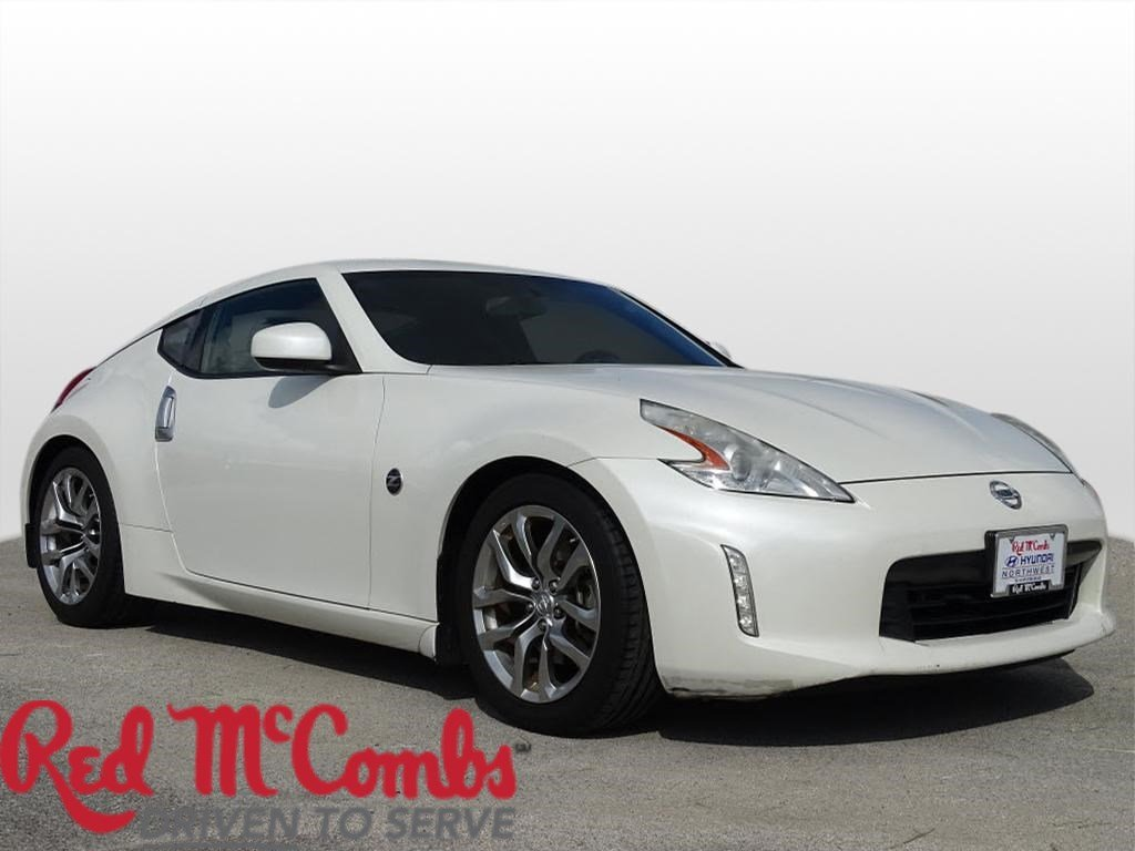 Pre-Owned 2014 Nissan 370Z 2DR CPE AT