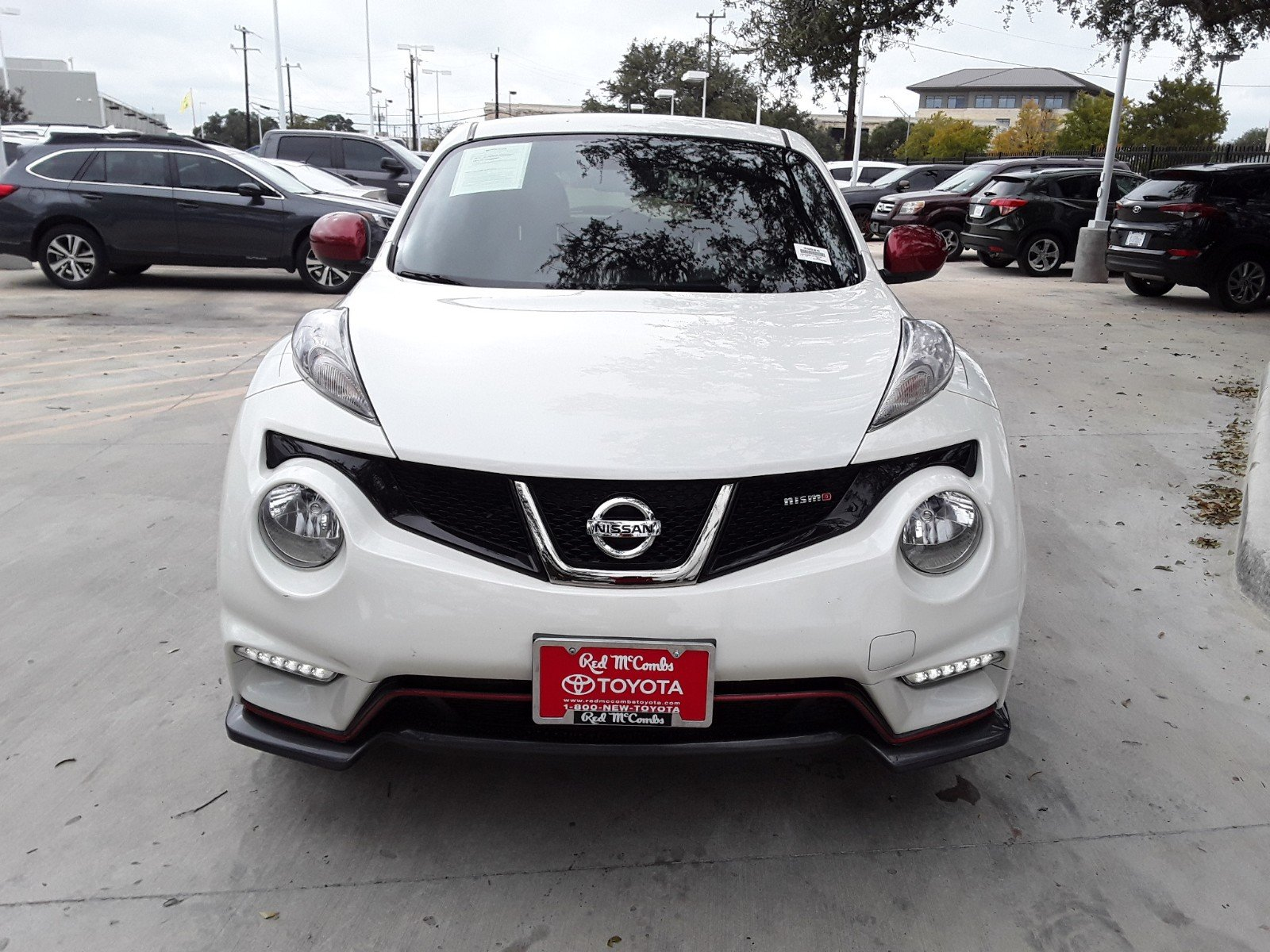 Pre-Owned 2014 Nissan Juke Nismo Manual