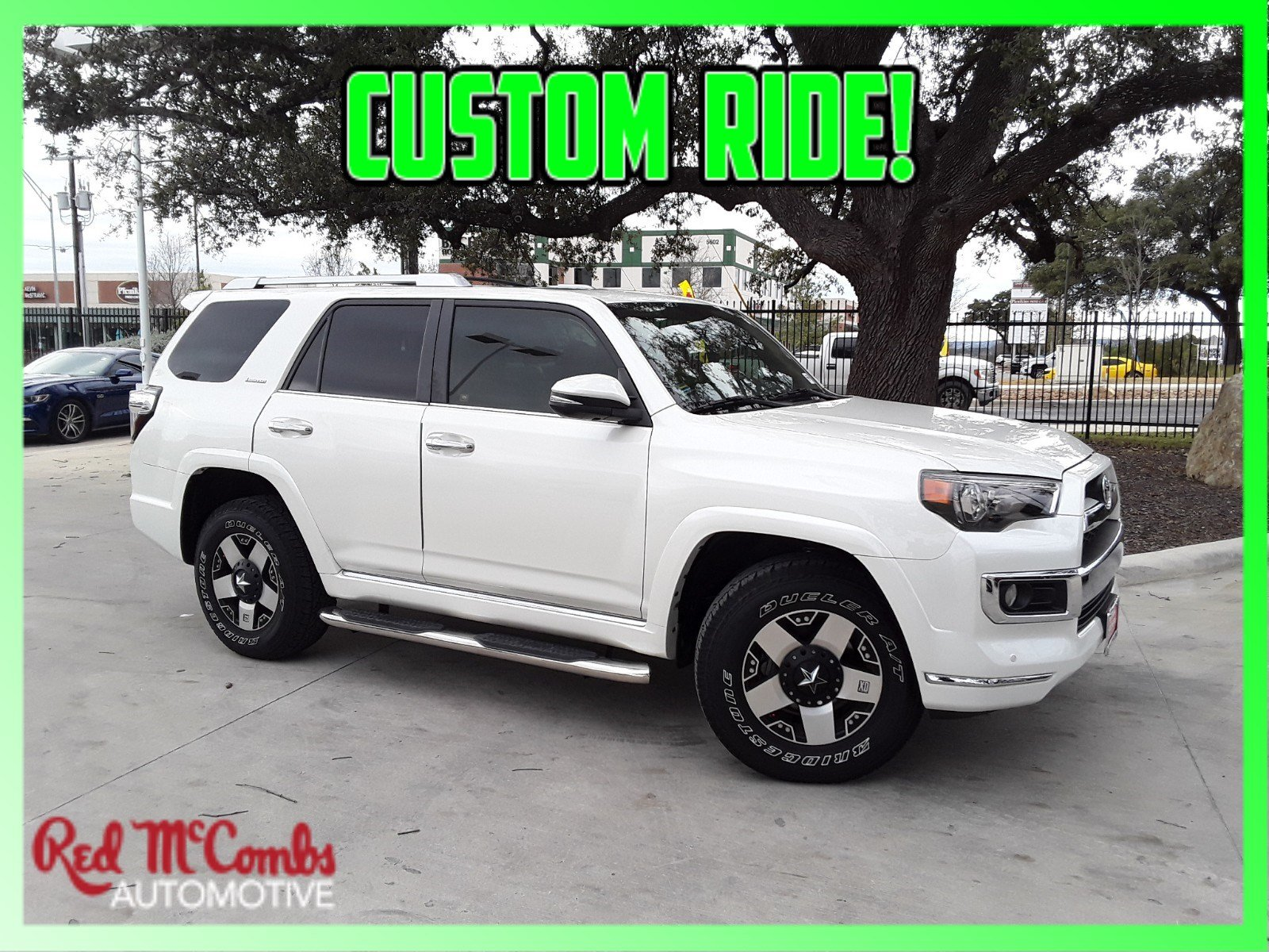Pre-Owned 2016 Toyota 4Runner Limited AWD