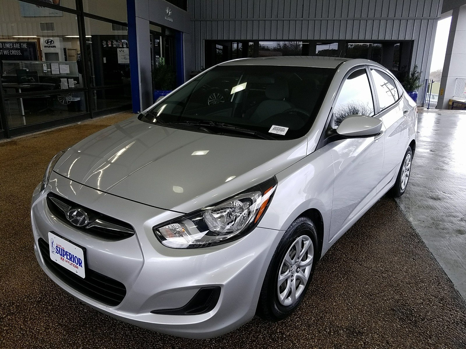 Pre Owned 2014 Hyundai Accent GLS 4DR SDN GLS AT in San Antonio