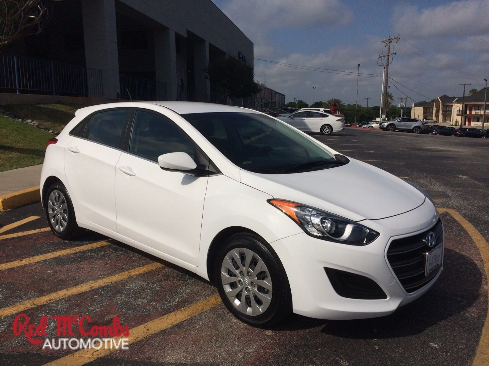 Pre Owned 2017 Hyundai Elantra GT Hatchback in San Antonio