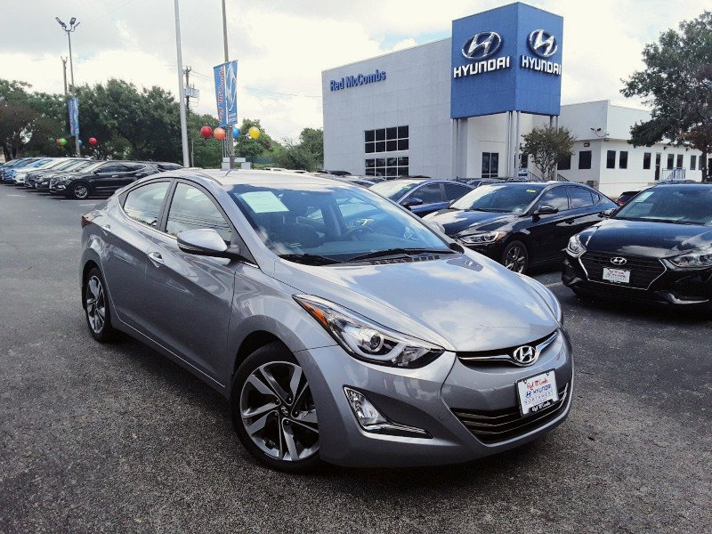 Pre Owned 2015 Hyundai Elantra Limited