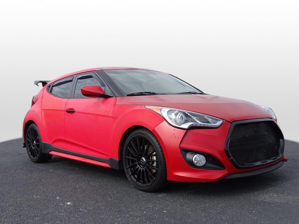 Pre-Owned 2016 Hyundai Veloster Turbo Rally Edition