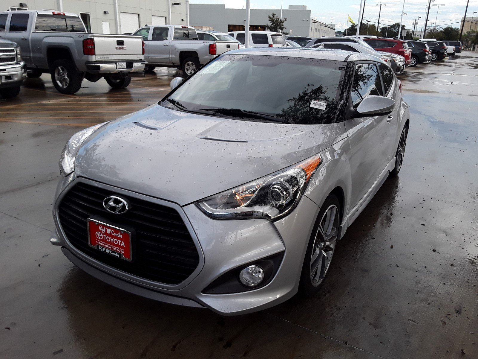 Pre-Owned 2015 Hyundai Veloster Turbo 3dr Car in San Antonio ...