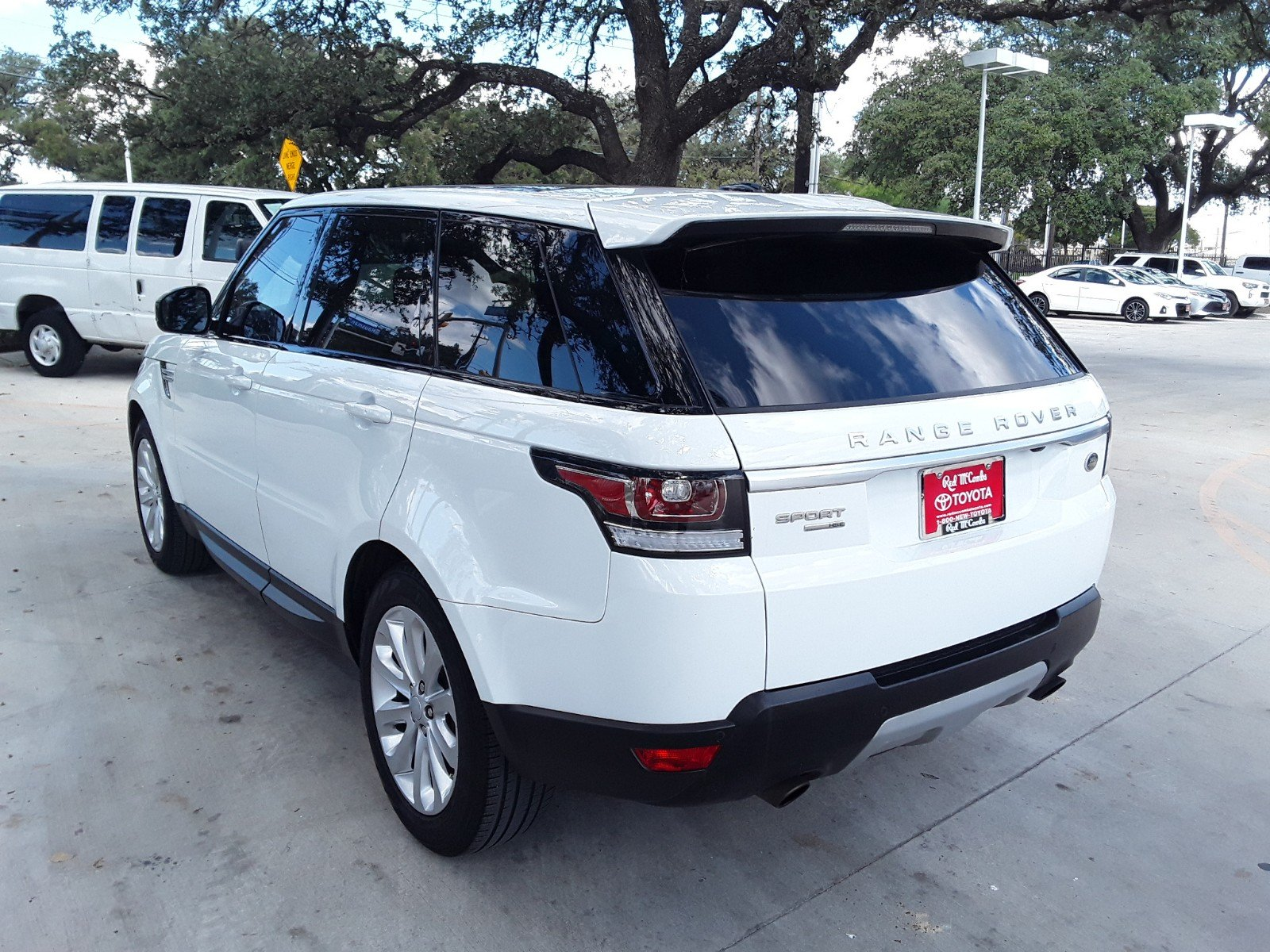 Pre Owned 2015 Land Rover Range Sport Hse Utility In San 2007 Supercharged Firing Order With Diagrams And Images Antonio 831272a Red Mccombs Toyota