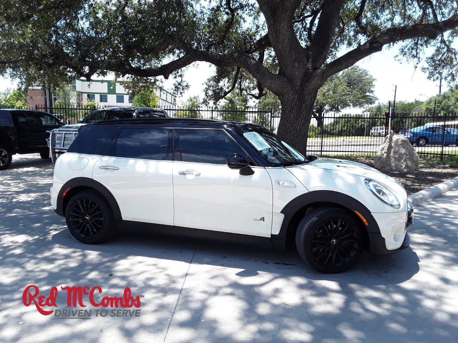 Pre Owned 2017 Mini Clubman Cooper S All4 Station Wagon In San