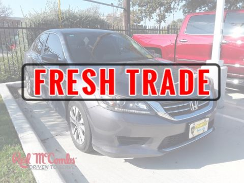 Pre-Owned 2013 Honda Accord Sedan LX