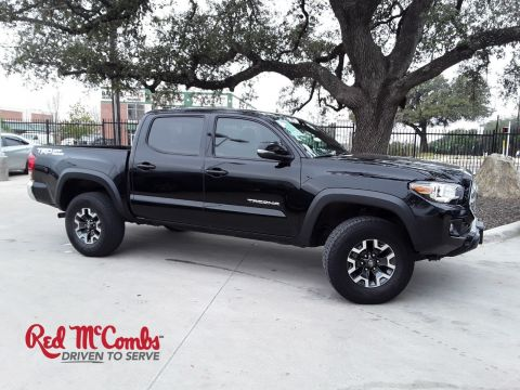 Pre-Owned 2016 Toyota Tacoma TRD Off Road 2WD