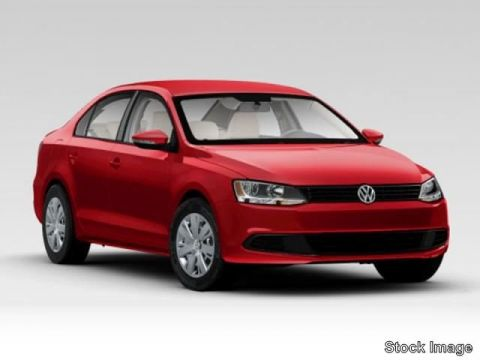Pre-Owned 2012 Volkswagen Jetta Sedan SE