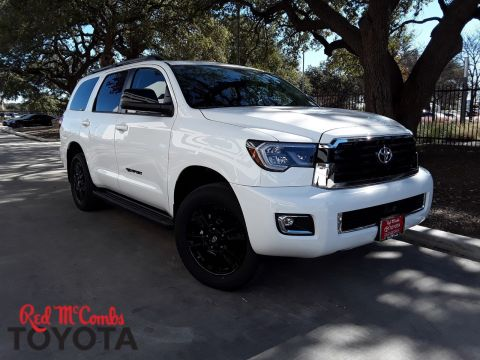 New 2019 Toyota SEQUOIA 4X4 TRD Sport