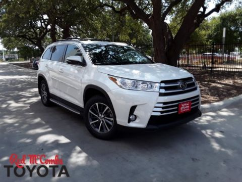 New Toyota Highlander in San Antonio | Red McCombs Toyota