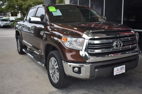 Pre Owned 2017 Toyota 1794 Edition Crew Cab Pickup 4wd