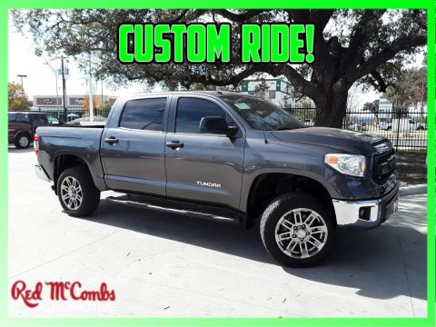 Pre Owned 2016 Toyota Sr5 Tss Off Road 4wd Crew Cab Pickup