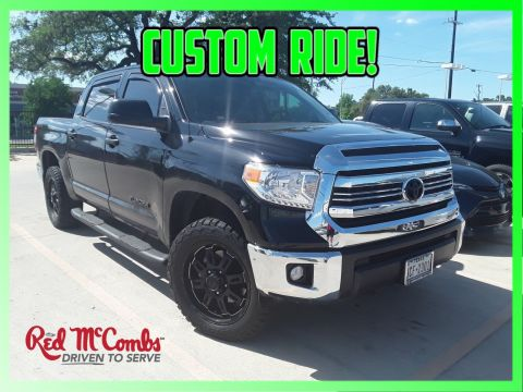 Pre Owned 2017 Toyota Tundra Sr5 Tss Off Road