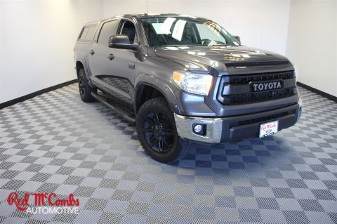 Pre Owned 2017 Toyota Sr5 Crew Cab Pickup 4wd