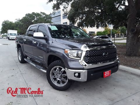 Pre-Owned 2018 Toyota Tundra SR5 TSS Off-Road