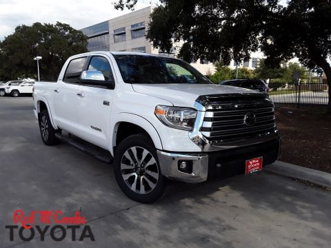 New 2020 Toyota TUNDRA 4X4 Limited
